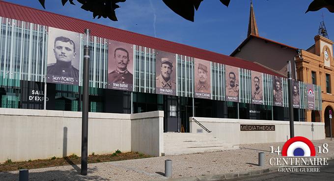 14-18 Centenaire Grande Guerre  I Bessières rend hommage aux disparus