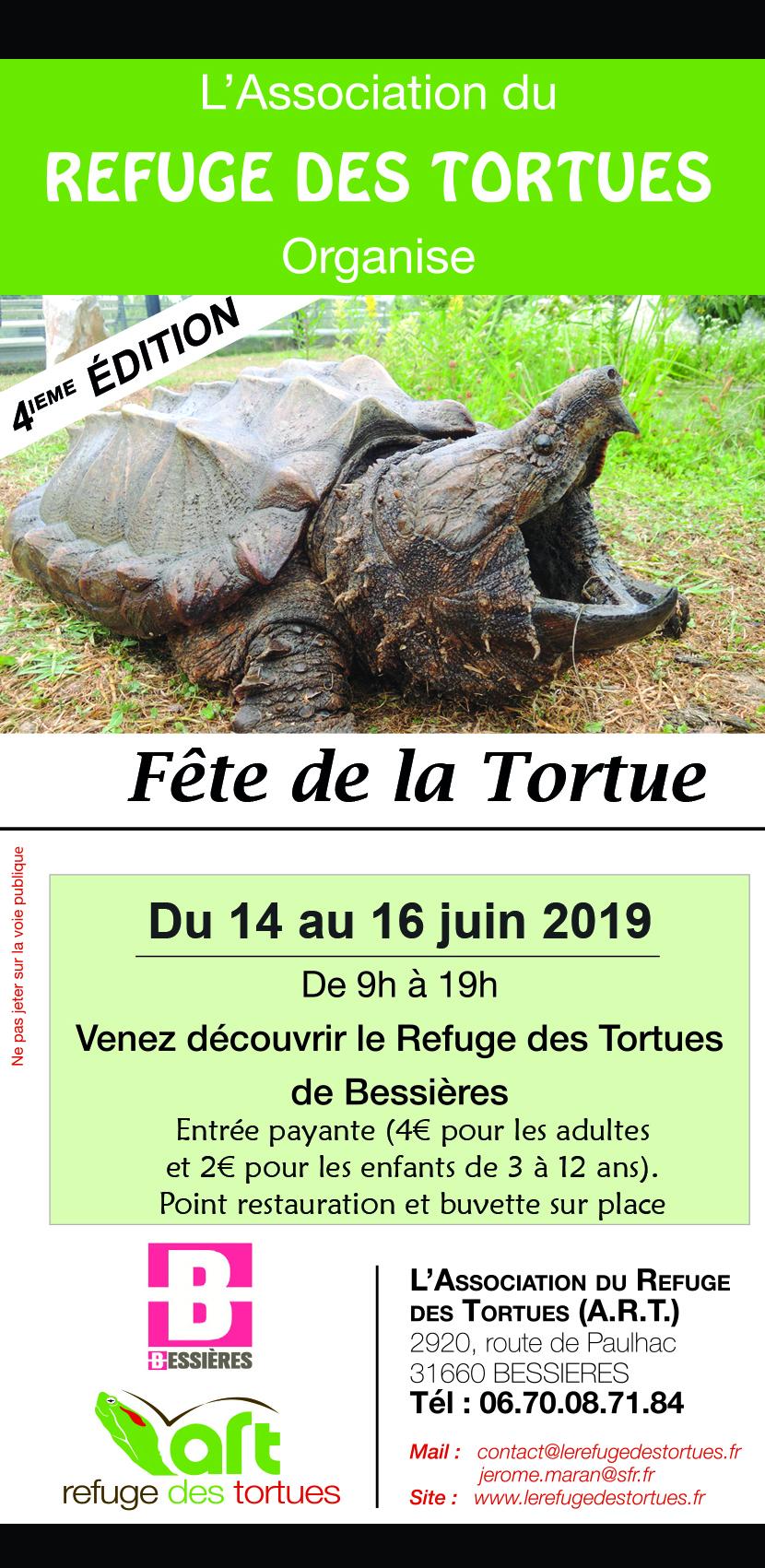 Bessières fête les tortues