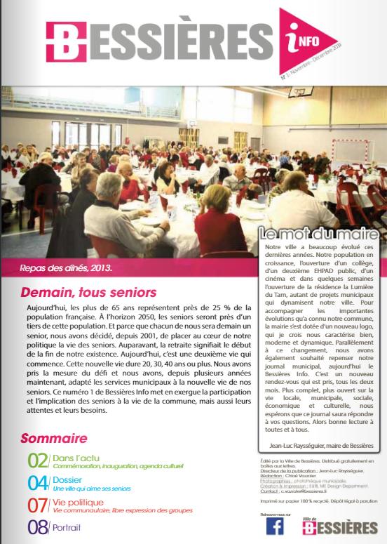 Bessières Info n°1