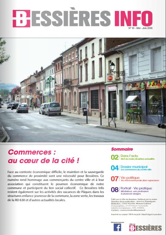 Bessières info n°10