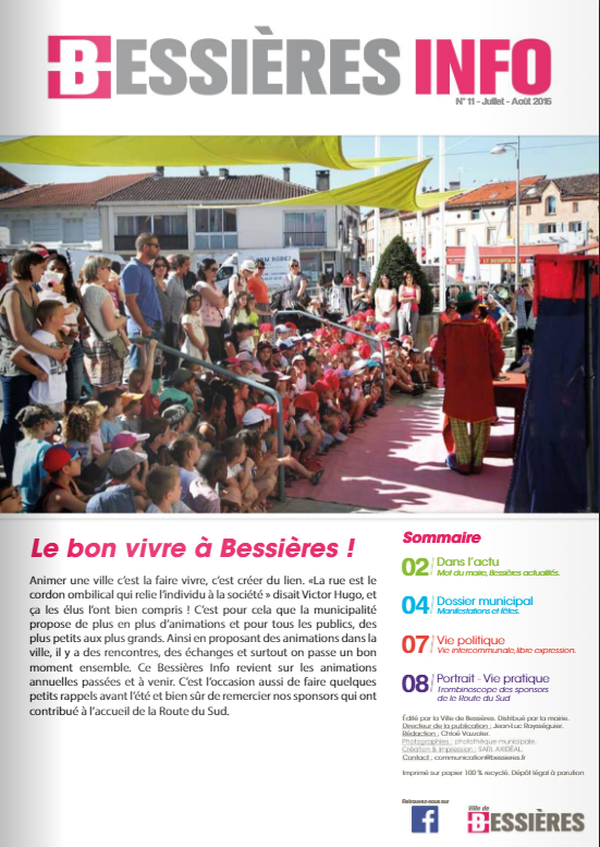 Bessières info n°11