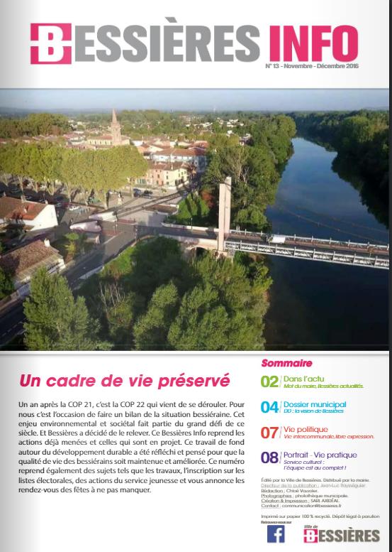 Bessières info n°13