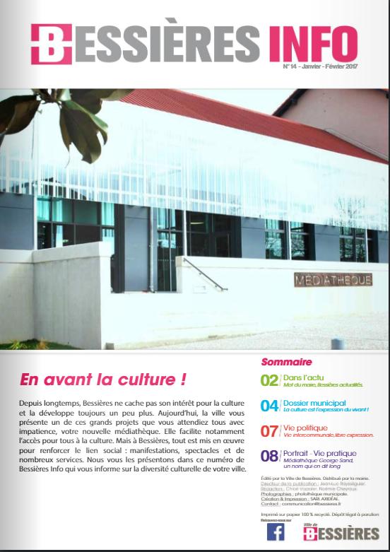 Bessières info n°14