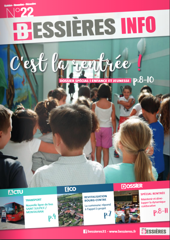 Bessières info n°22
