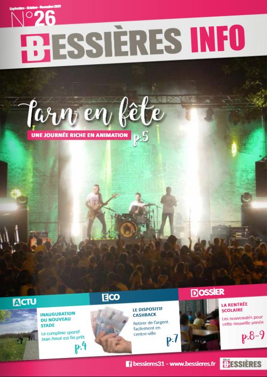 Bessières info n°26