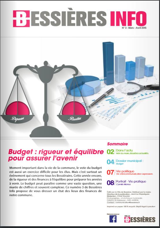 Bessières info n°3