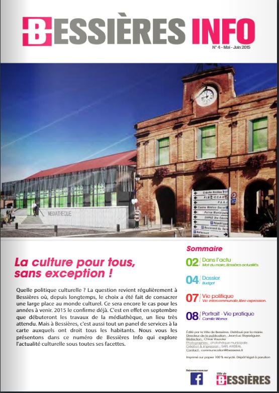 Bessières info n°4
