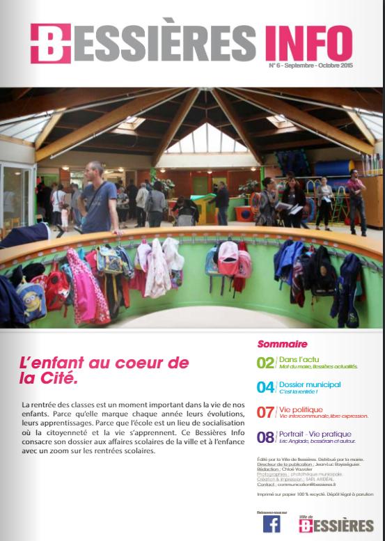 Bessières info n°6