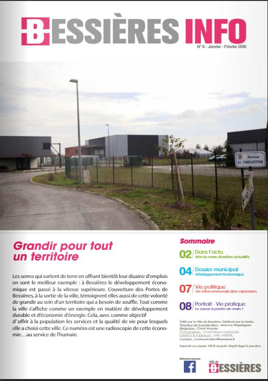 Bessières info n°8