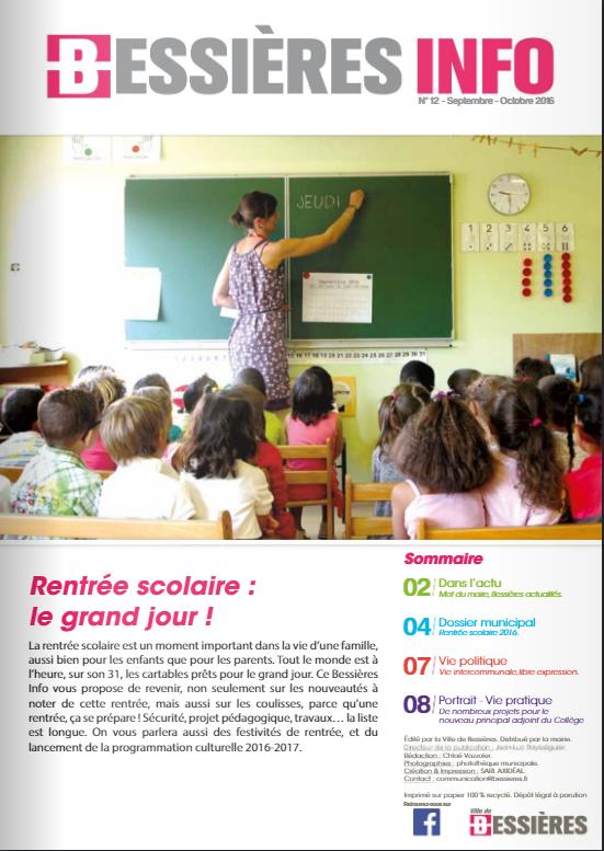Bessières info n°12